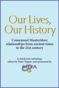 Our Lives, Our History front cover
